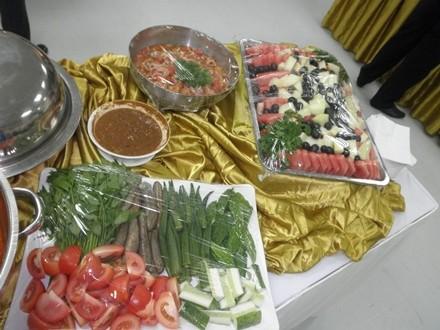Buka Puasa Buffet Organized At Miu
