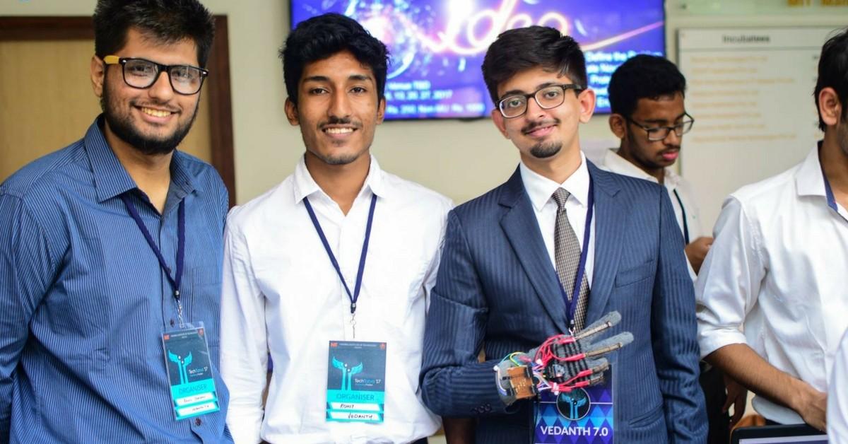 MIU Students At A Robotic Workshop