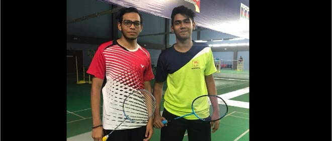 Champions of Badminton Men's Doubles
