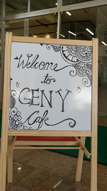 Gen Y Cafe