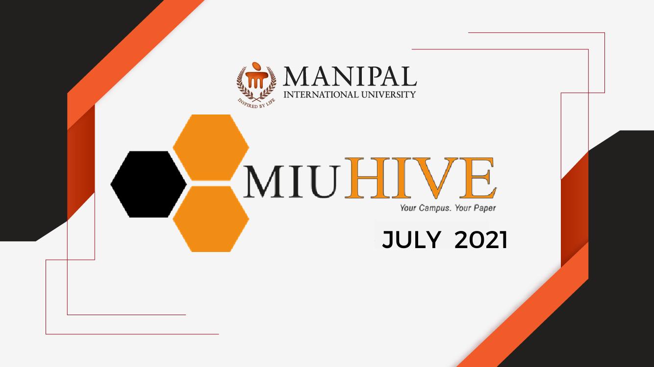 MIU E-Hive July 2021