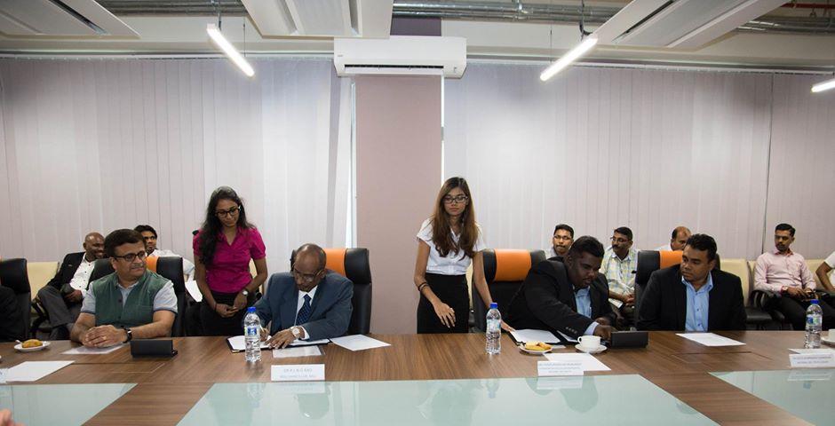Miu & Mic Youth Scholarship Mou Signing Ceremony