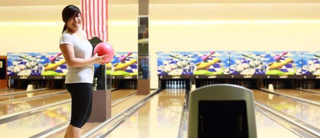 Bowling Alley At Miu
