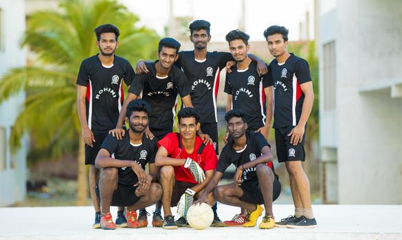 Miu'S Basketball Team