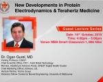 Dr. Ogan Gurel On Protein Electrodynamics & Terahertz Medicine
